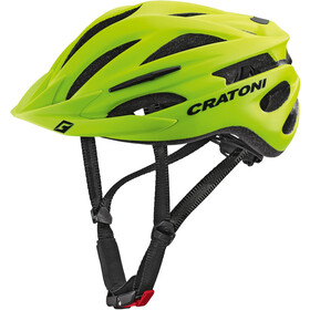 Cratoni Pacer MTB Helmet lime matte